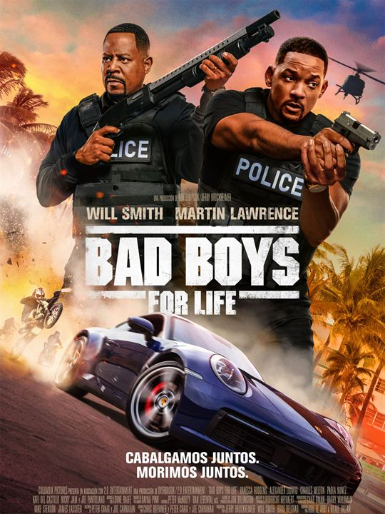 Bad Boys For Life : Cartel