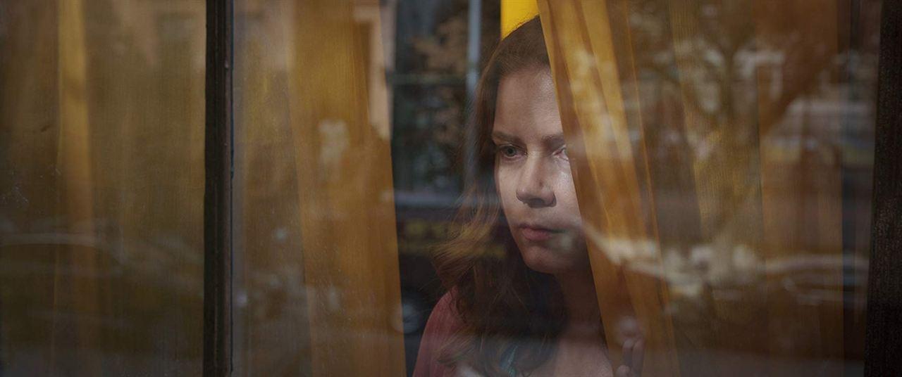 La mujer en la ventana : Foto Amy Adams