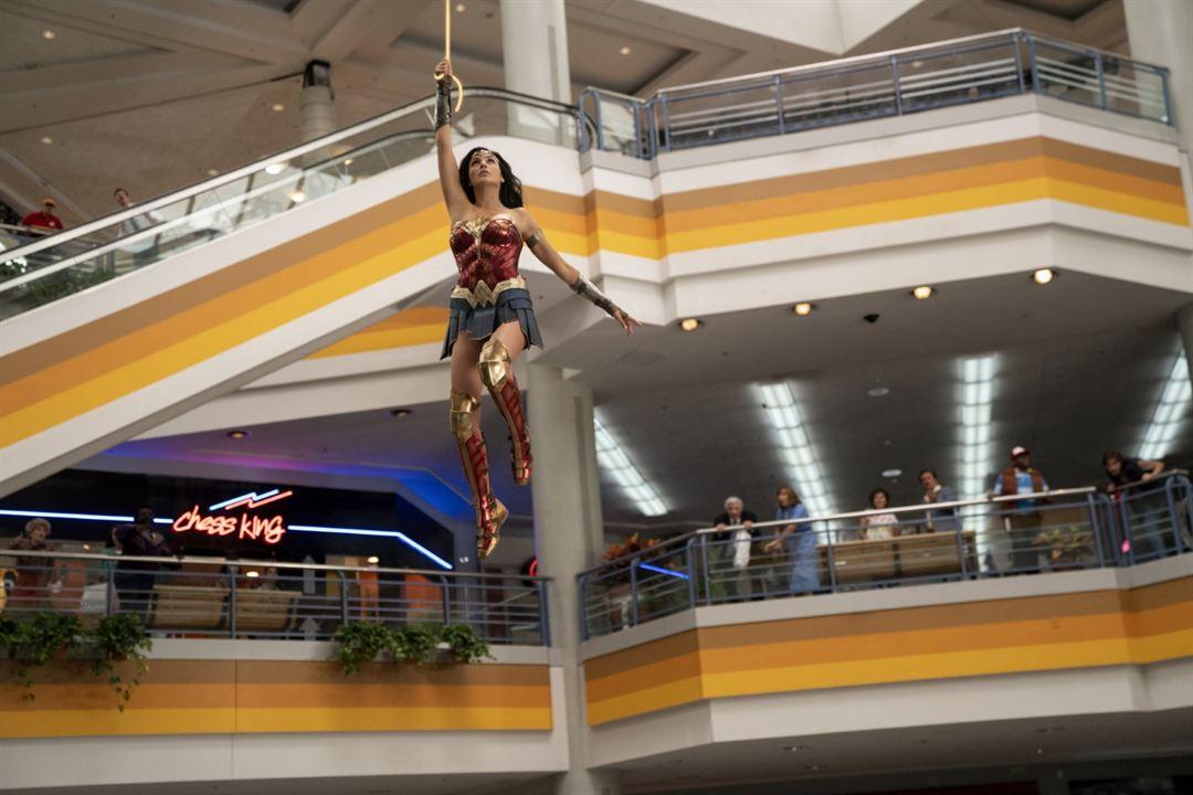 Wonder Woman 1984 : Foto Gal Gadot