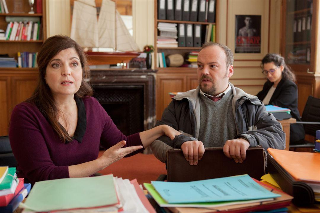 Las buenas intenciones : Foto Agnès Jaoui, Alban Ivanov