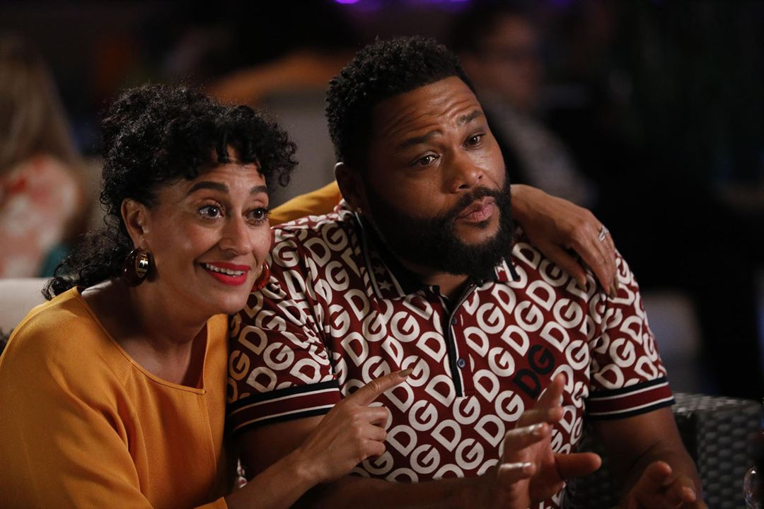 Foto Anthony Anderson, Tracee Ellis Ross