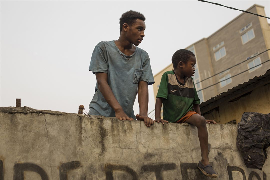 Adú : Foto Adam Naourou, Moustapha Oumarou