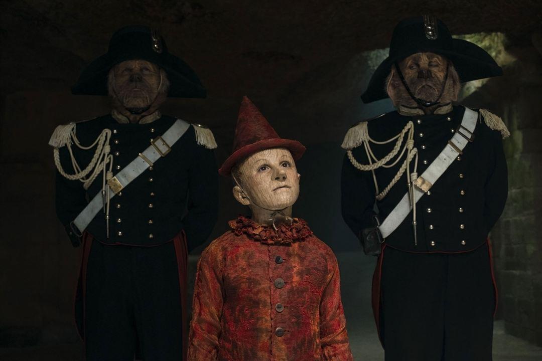 Pinocho : Foto Federico Ielapi