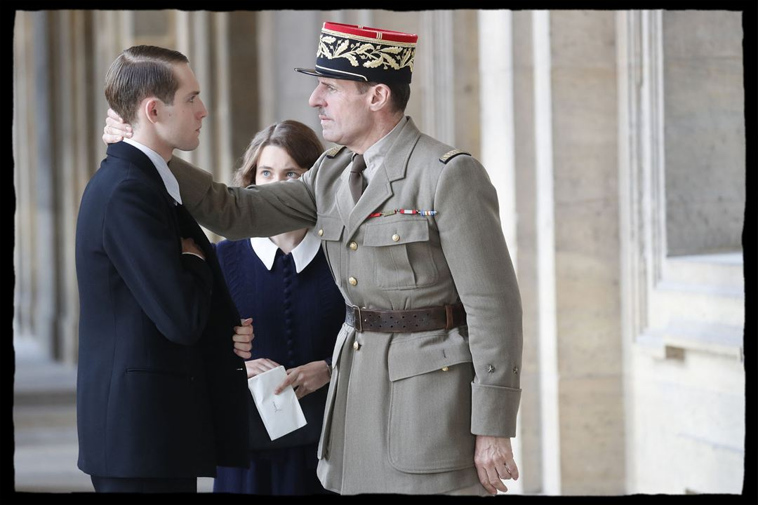 De Gaulle : Foto Isabelle Carré, Lambert Wilson