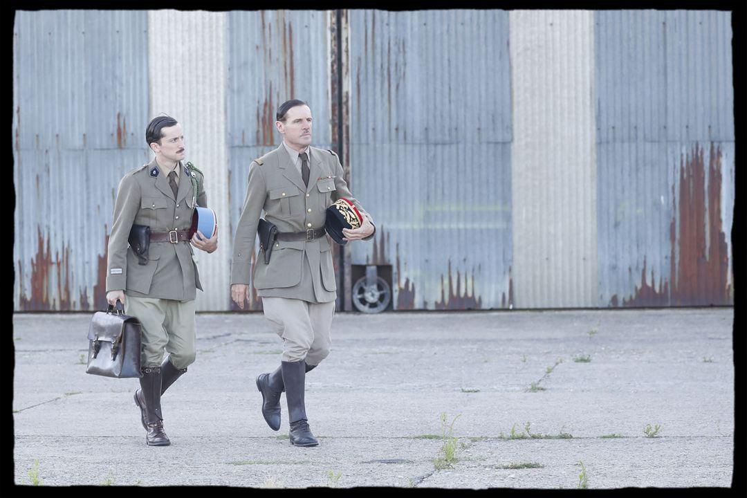 De Gaulle : Foto Lambert Wilson