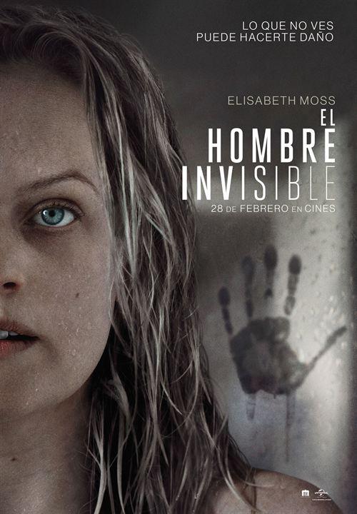 El hombre invisible : Cartel