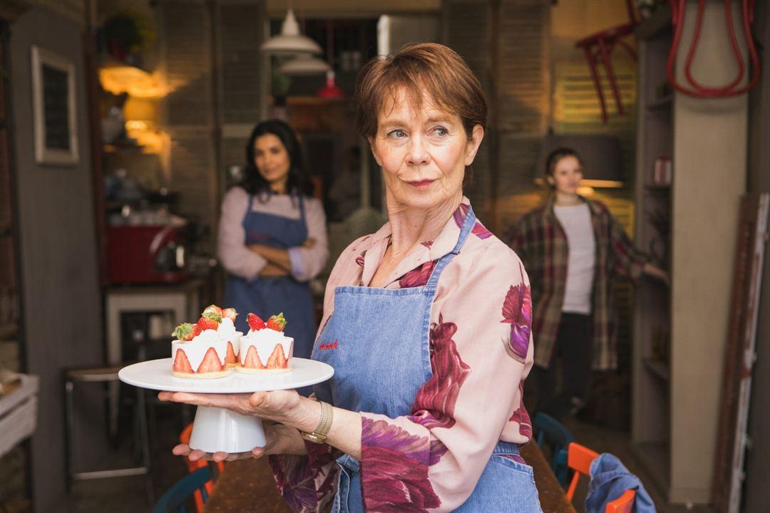 Una pasteleria en Notting Hill : Foto Celia Imrie, Shannon Tarbet, Shelley Conn