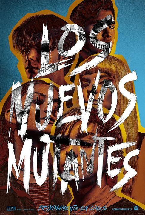 Los Nuevos Mutantes : Cartel