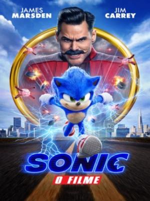 Sonic. La película : Cartel