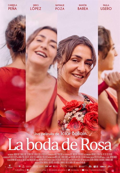 La Boda de Rosa : Cartel