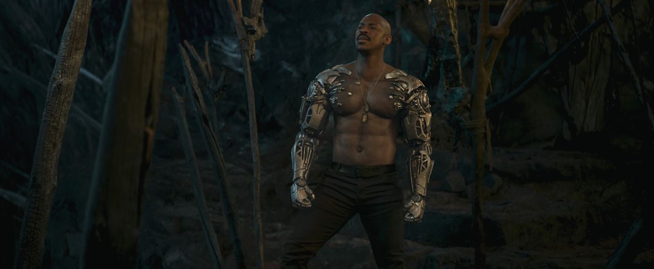 Mortal Kombat: Mehcad Brooks