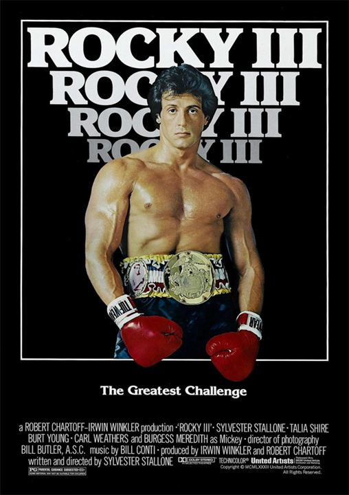 Rocky III : Cartel
