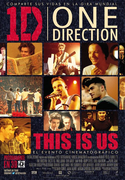 One Direction: This Is Us : Cartel