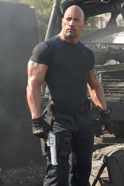 Fast & Furious 6 : Foto Dwayne Johnson