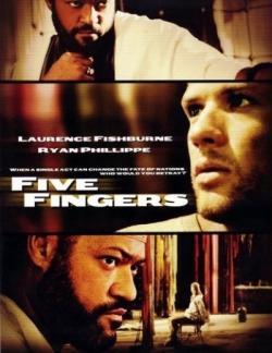 Fingers - Ataque terrorista : Cartel