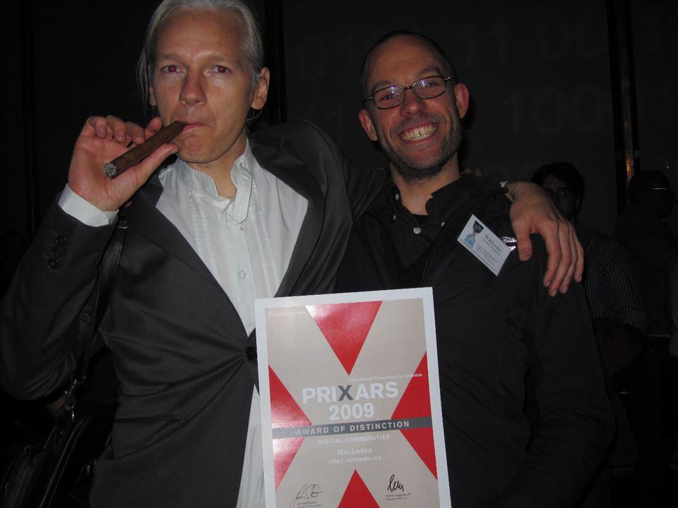 We Steal Secrets: The Story of WikiLeaks : Foto Julian Assange