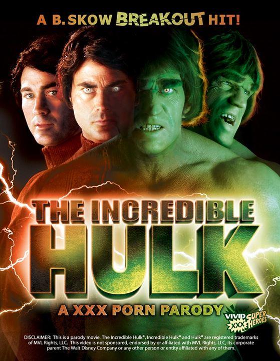 The Incredible Hulk XXX: A Porn Parody : Cartel