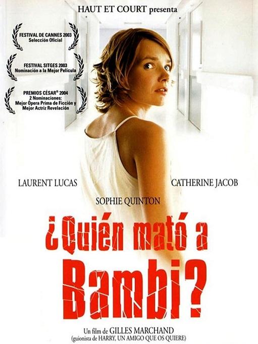 ¿Quién mató a Bambi? : Cartel