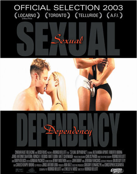 Dependencia sexual : Cartel