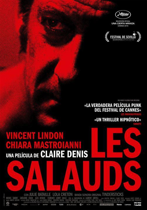 Los canallas (Les Salauds) : Cartel