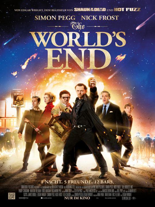 Bienvenidos al fin del mundo : Cartel