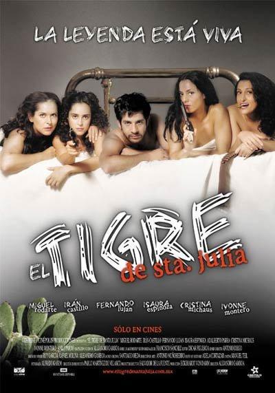Cartel De El Tigre De Santa Julia Poster 1