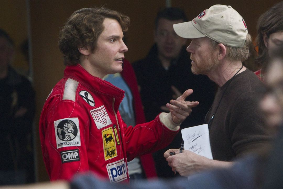 Rush : Foto Daniel Brühl, Ron Howard
