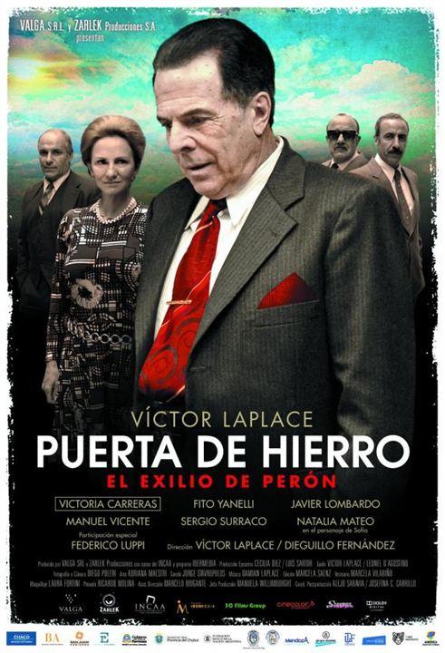 Ver Puerta de Hierro el exilio de Peron Online (2012) Gratis HD Pelicula Completa