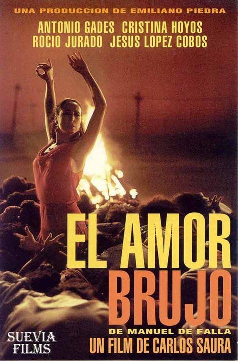 El Amor Brujo : Cartel