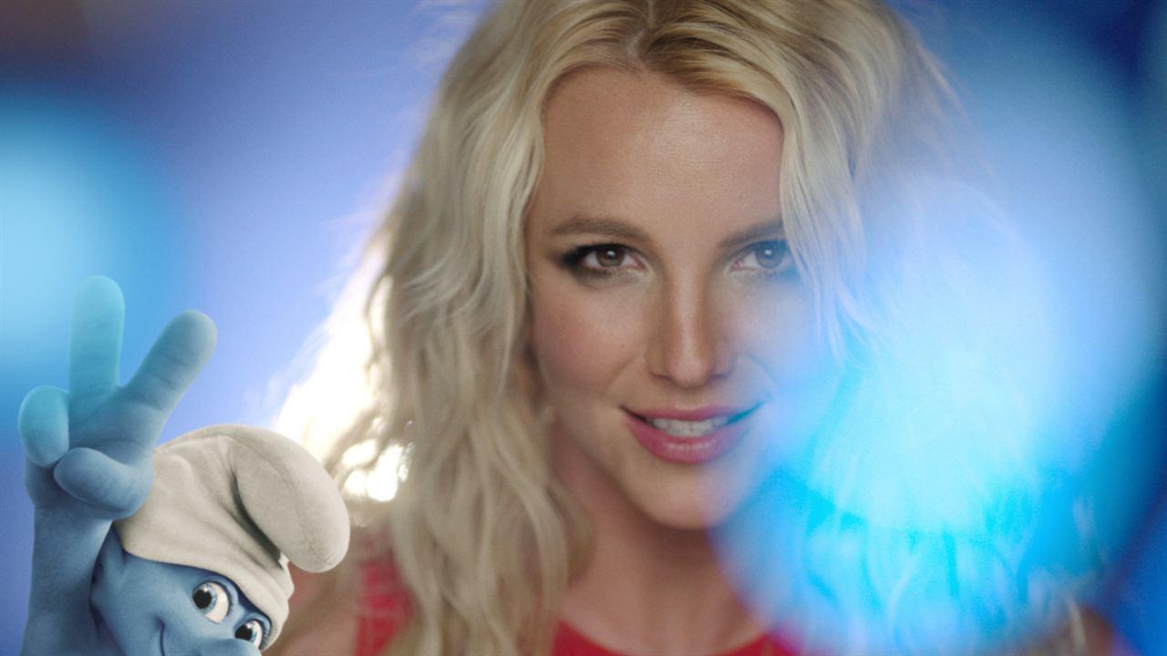 Los Pitufos 2 : Foto Britney Spears