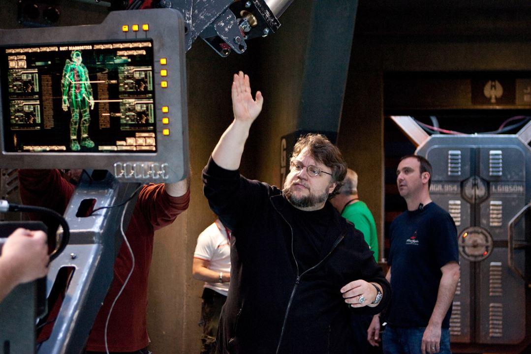 Pacific Rim : Foto Guillermo del Toro