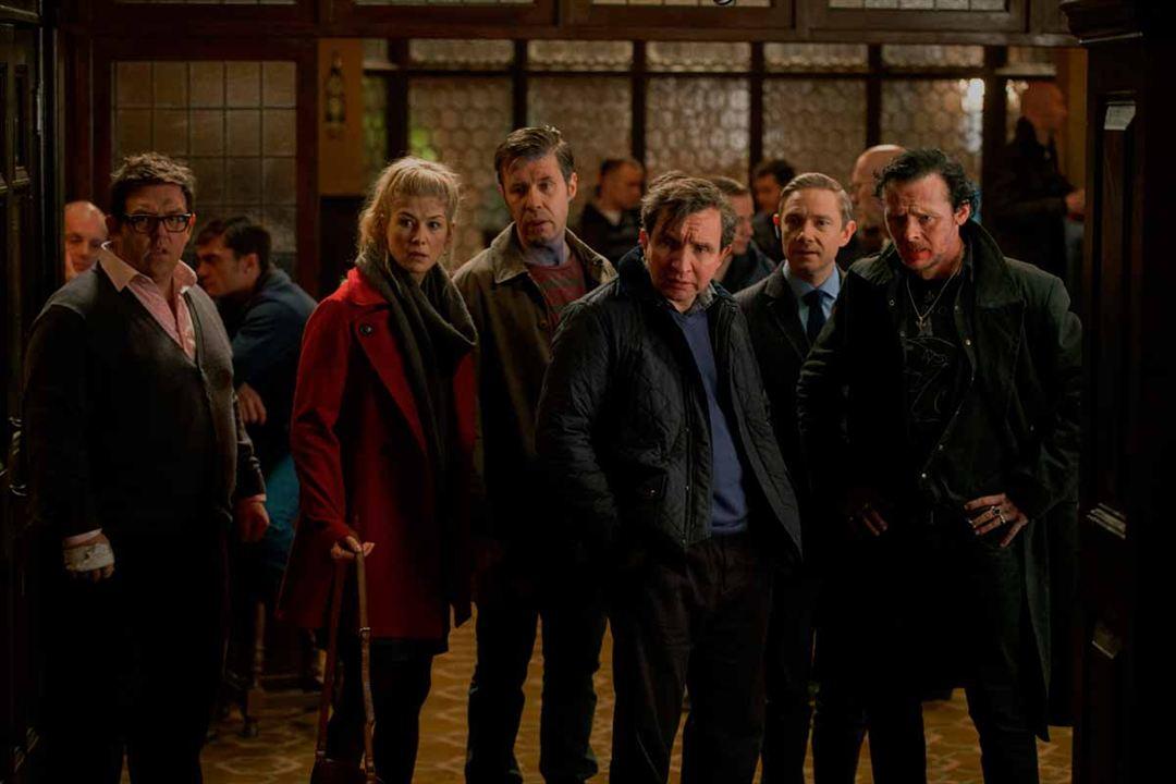 Bienvenidos al fin del mundo : Foto Eddie Marsan, Martin Freeman, Nick Frost, Paddy Considine, Rosamund Pike