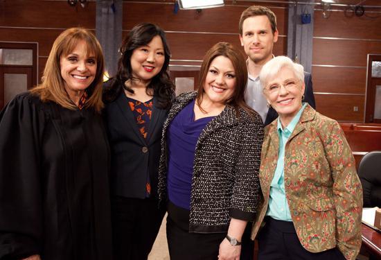 Foto Brooke Elliott, Carter MacIntyre, Margaret Cho, Patty Duke, Valerie Harper