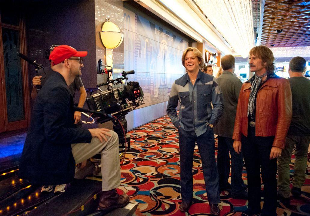 Behind the Candelabra : Foto Matt Damon, Scott Bakula, Steven Soderbergh