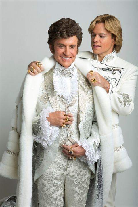 Behind the Candelabra : Foto Matt Damon, Michael Douglas