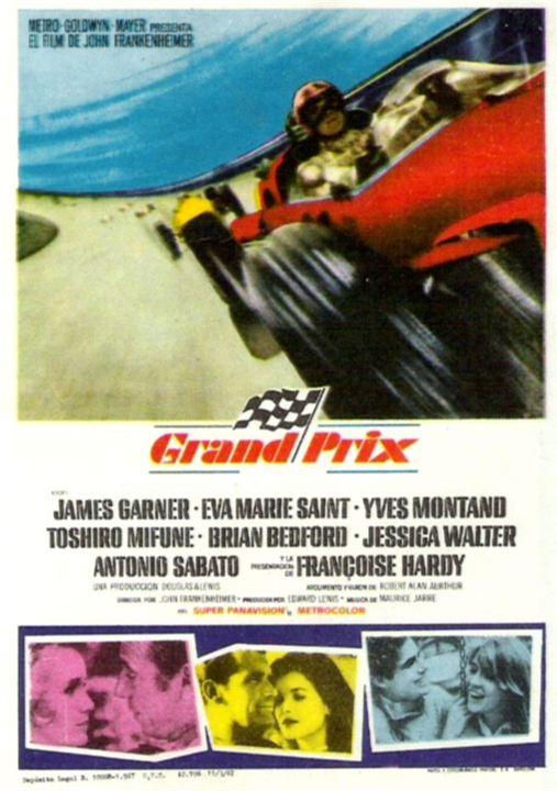 Grand Prix : Cartel