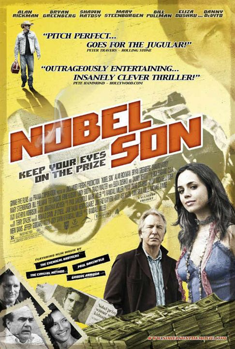 Nobel Son : Cartel