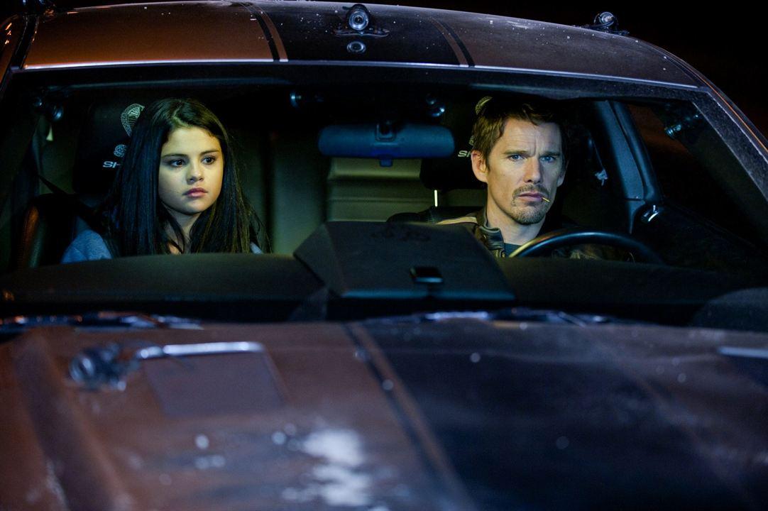 Getaway : Foto Ethan Hawke, Selena Gomez