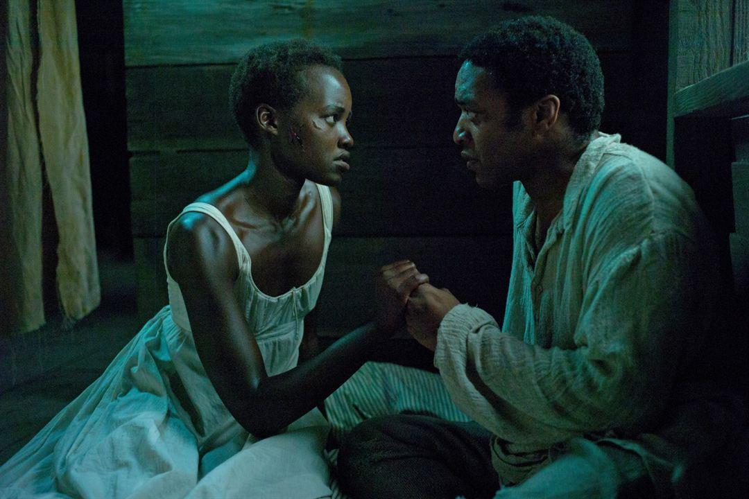 12 años de esclavitud : Foto Chiwetel Ejiofor, Lupita Nyong'o