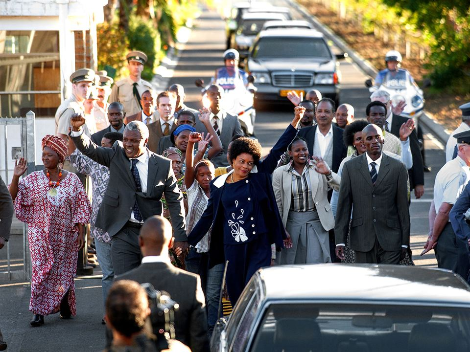 Mandela: Del mito al hombre : Foto Idris Elba, Naomie Harris