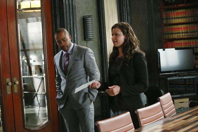 Foto Columbus Short, Katie Lowes