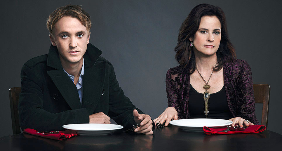 Foto Ally Sheedy, Tom Felton