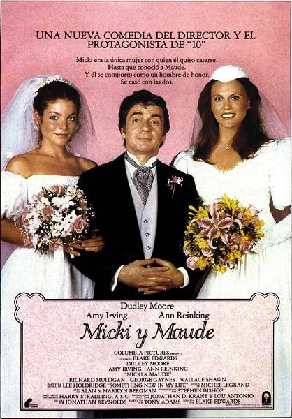Micki y Maude : Cartel