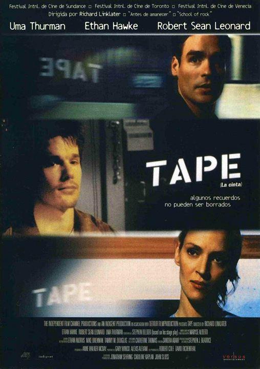 Tape (La cinta) : Cartel