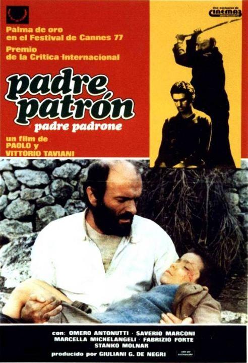 Padre patrón : Cartel