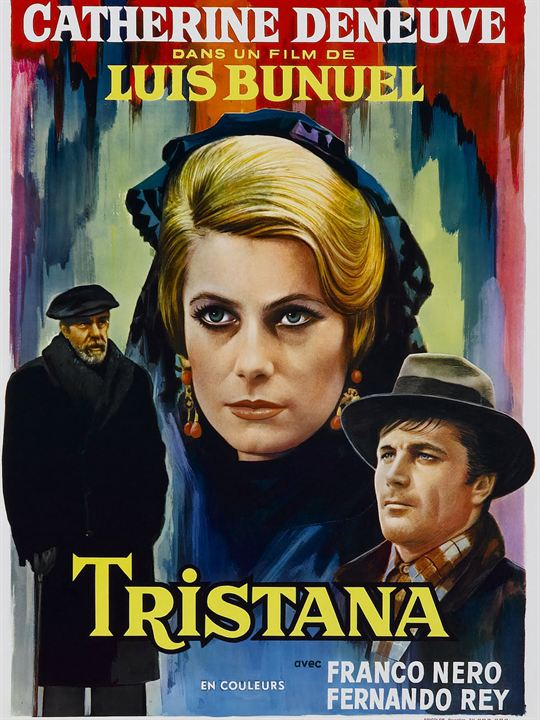 Tristana : Cartel