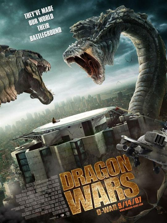 Dragon Wars : Cartel Amanda Brooks, Jason Behr