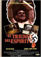 El triunfo del espiritu
