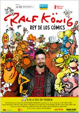 Ralf K&#246;nig, rey de los c&#243;mics