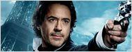 'Sherlock Holmes: Juego de sombras': nuevos carteles